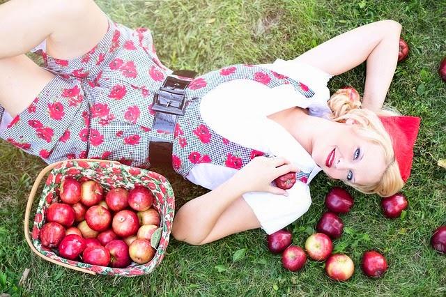 肉肉女也能增加桃花運!