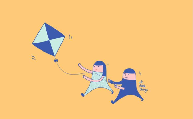 10. 野餐和放風箏