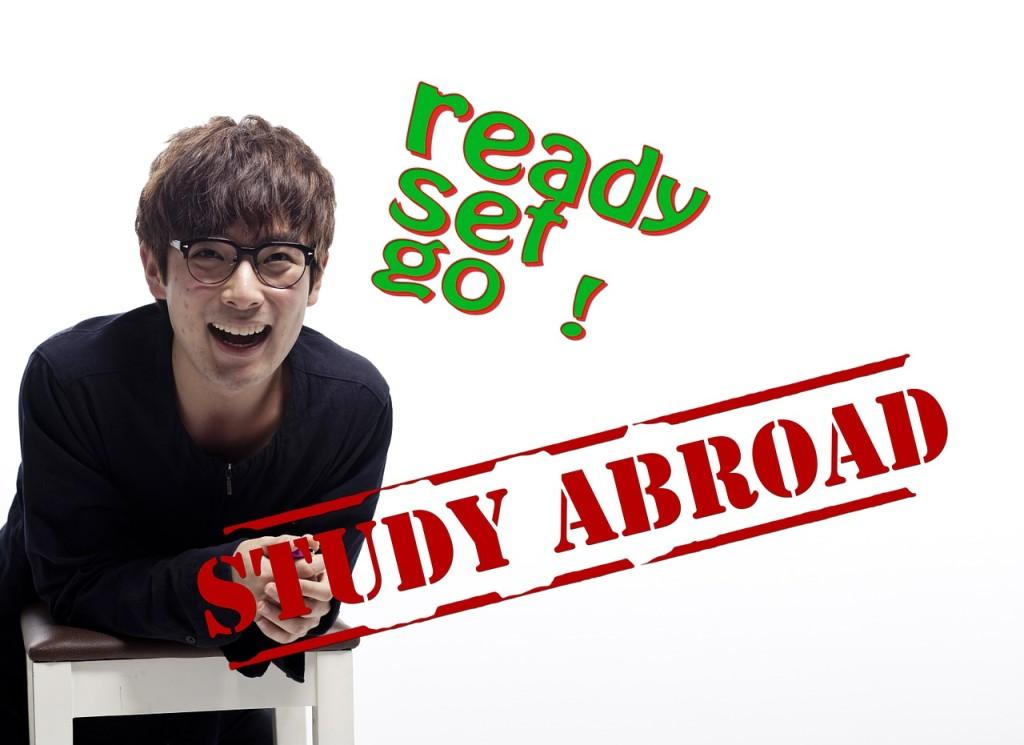 遠距離戀愛的原因:留學