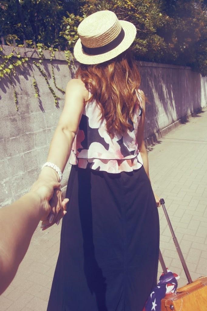 因旅行而談遠距離戀愛