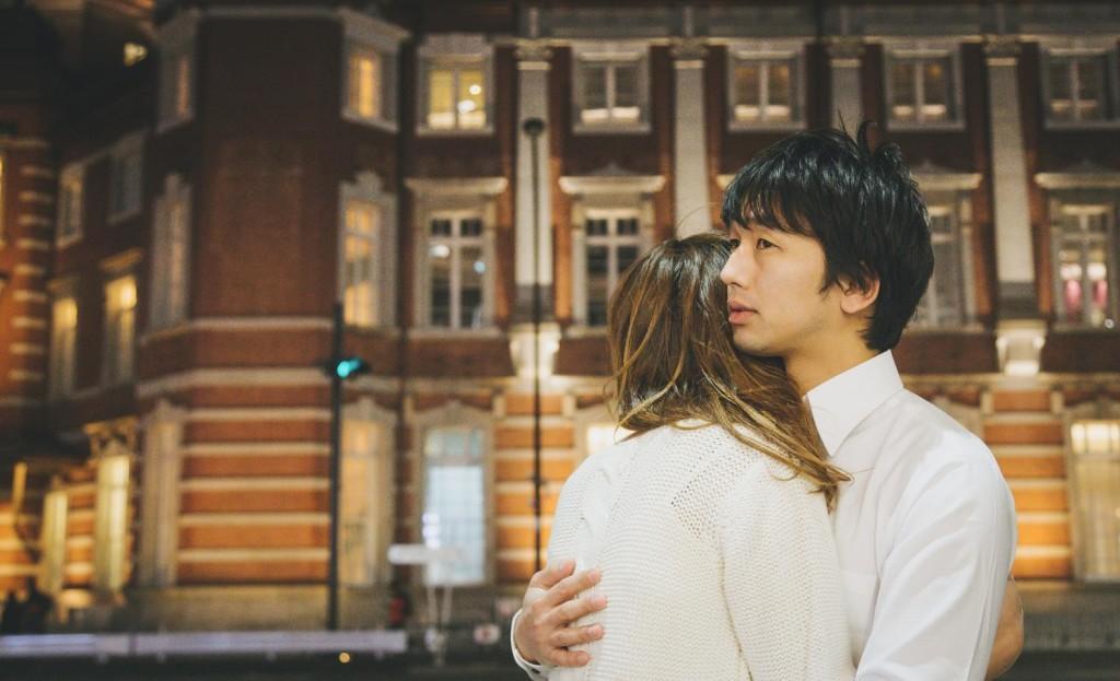 遠距離戀愛情侶