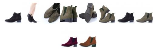 RANDA皮靴