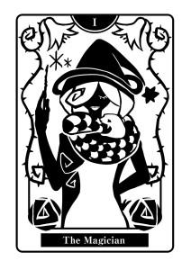 塔羅牌魔術師