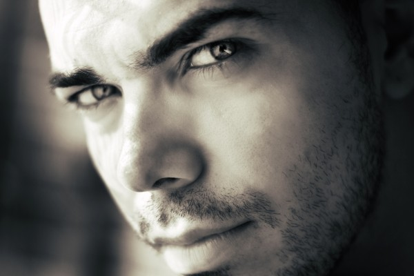 black-and-white-man-person-eyes-1